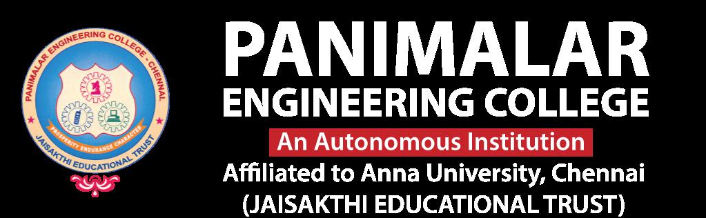 Panimalar Engineering College